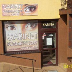 salon kosmetyczny w Słupcy zewnątrz